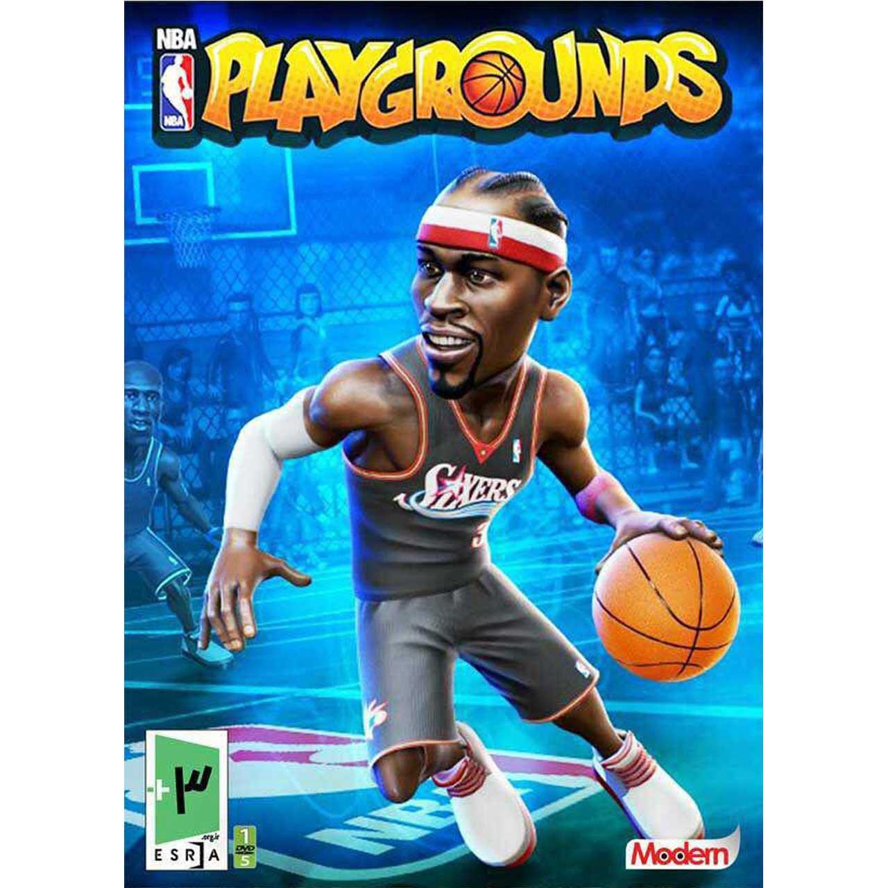 بازی NBA Playgrounds مخصوص PC