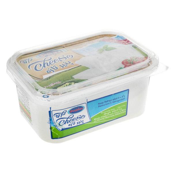 پنیر نسبتا چرب دومینو - 400 گرم