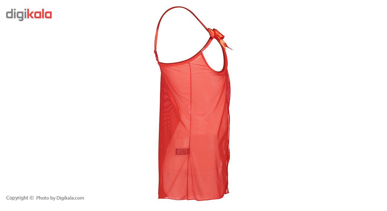 ست لباس خواب و شورت زنانه مدل 509 main 1 3