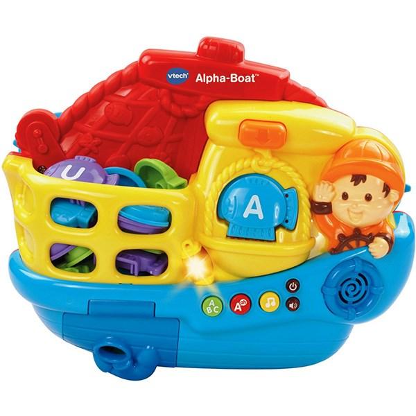 بازی آموزشی وی تک مدل قایق الفبا کد 8015490
