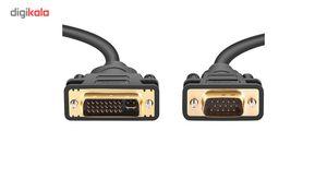 کابل تبدیل DVI به VGA پی-نت مدل DTV به طول 1.5متر