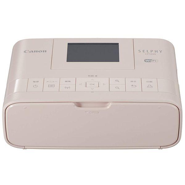 پرینتر چاپ عکس کانن مدل سی پی ۱۲۰۰ | Canon SELPHY CP1200 Wireless Compact Photo Printer