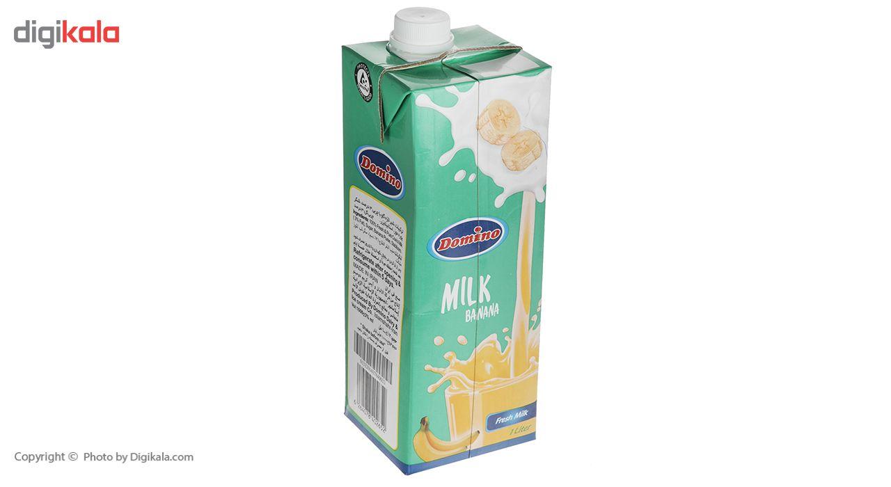 شیر موز دومینو مقدار 1 لیتر main 1 3
