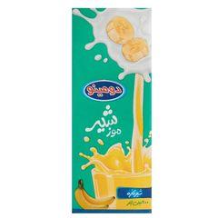 شیر موز دومینو مقدار 0.2 لیتر