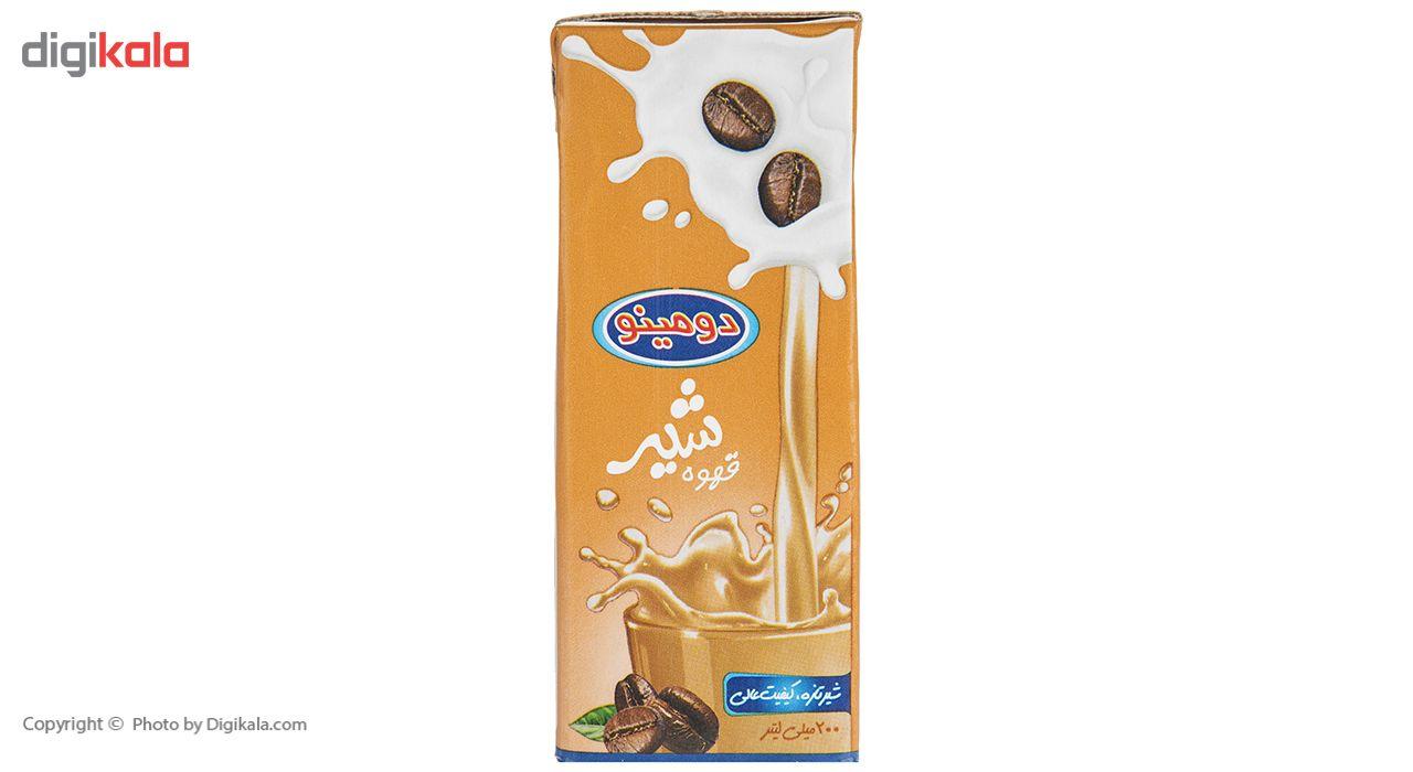 شیر قهوه دومینو حجم 0.2 لیتر بسته 6 عددی main 1 2