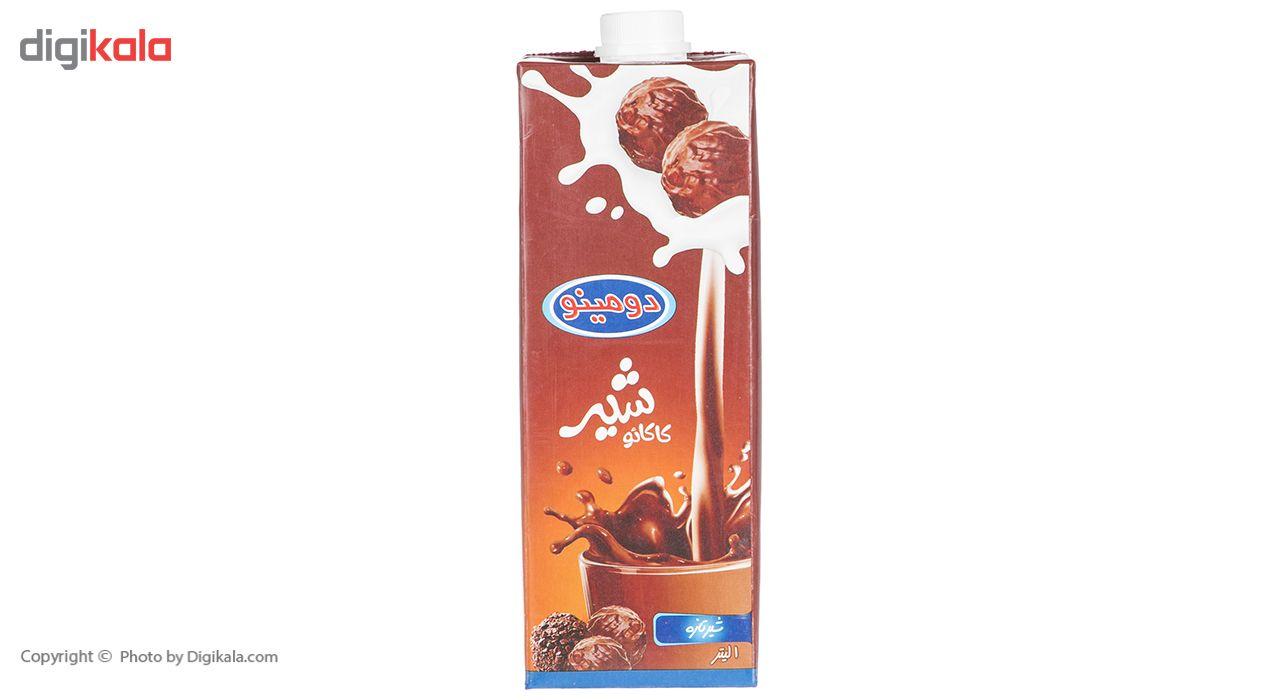 شیر کاکائو دومینو مقدار 1 لیتر main 1 1