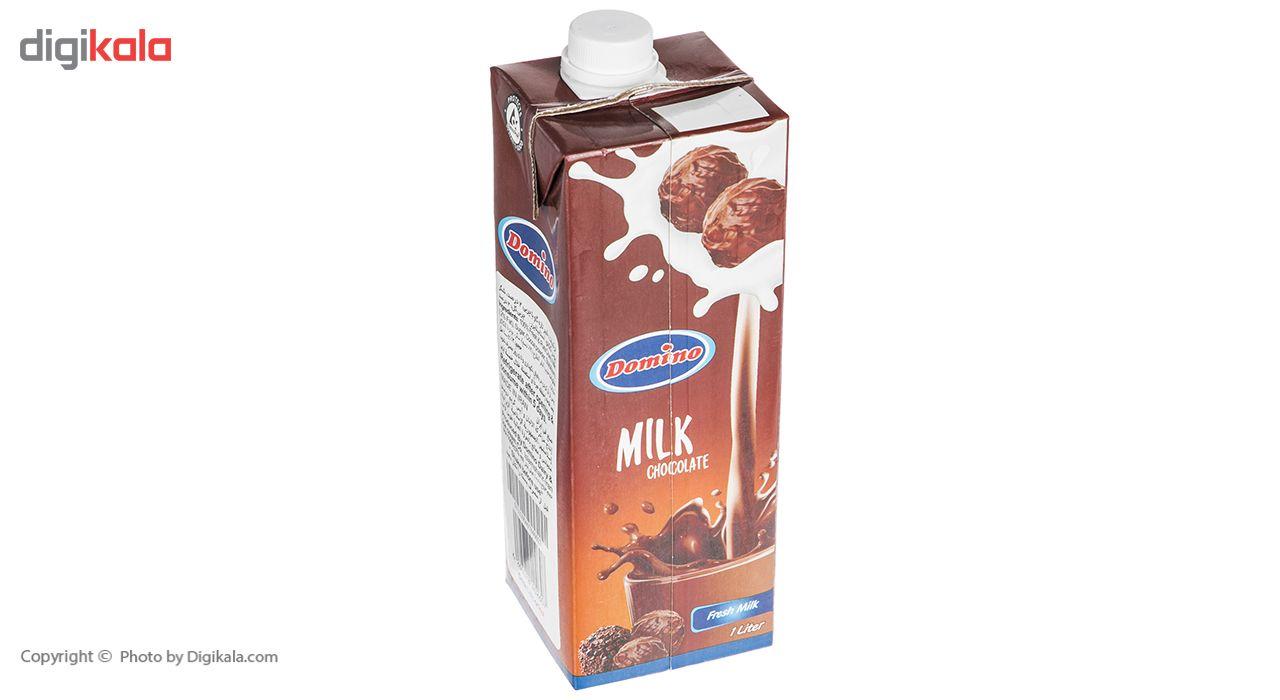 شیر کاکائو دومینو مقدار 1 لیتر main 1 2