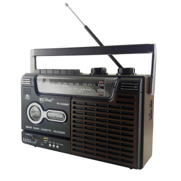 رادیو اسپیکر رم و فلش خور PuXing YH-533IRBT   PuXing YH-533IRBT FM RADIO/DIGITAL AUDIO PLAYER