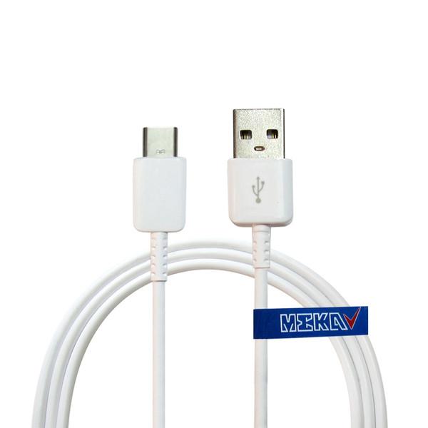 کابل تبدیل USB به USB-C مکا مدل MCU2 طول 1.2 متر