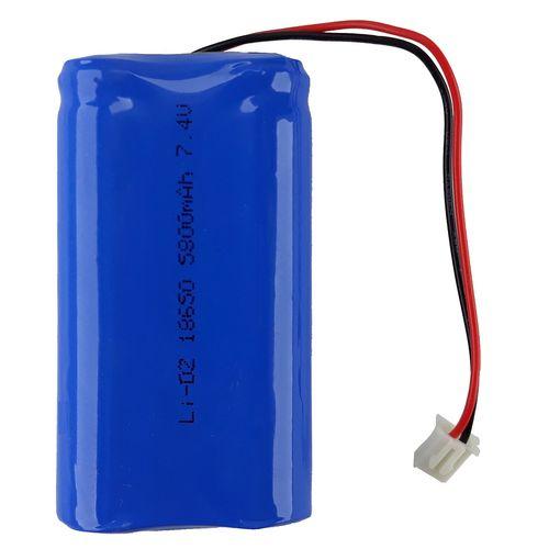 باتری شارژی 7.4 ولت مدل BP976