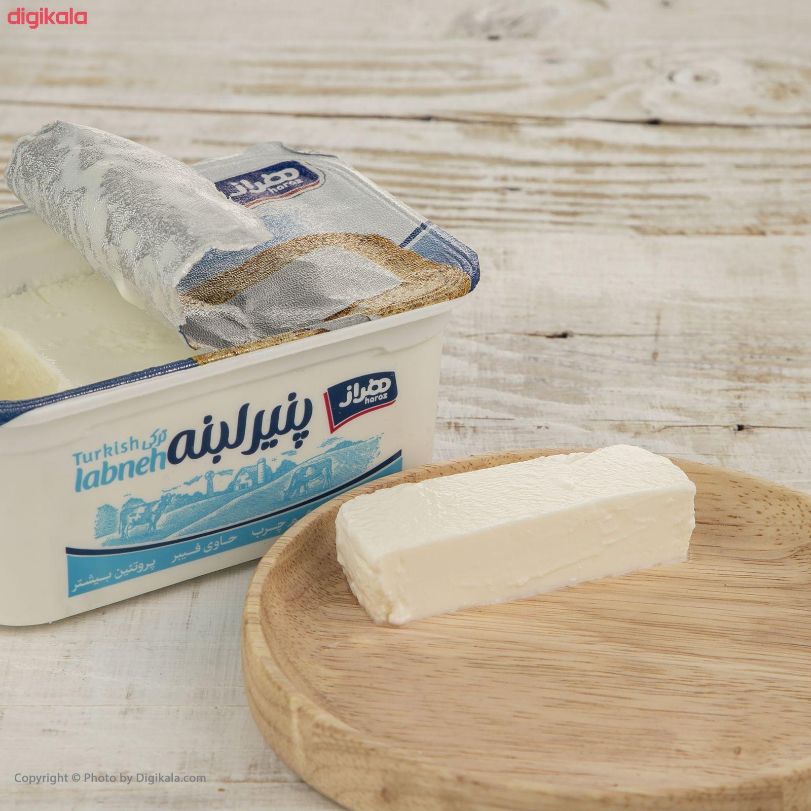 پنیر لبنه ترکی هراز مقدار 350 گرم main 1 6