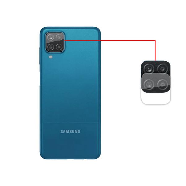 محافظ لنز دوربین مدل bt-52 مناسب برای گوشی موبایل سامسونگ Galaxy A12