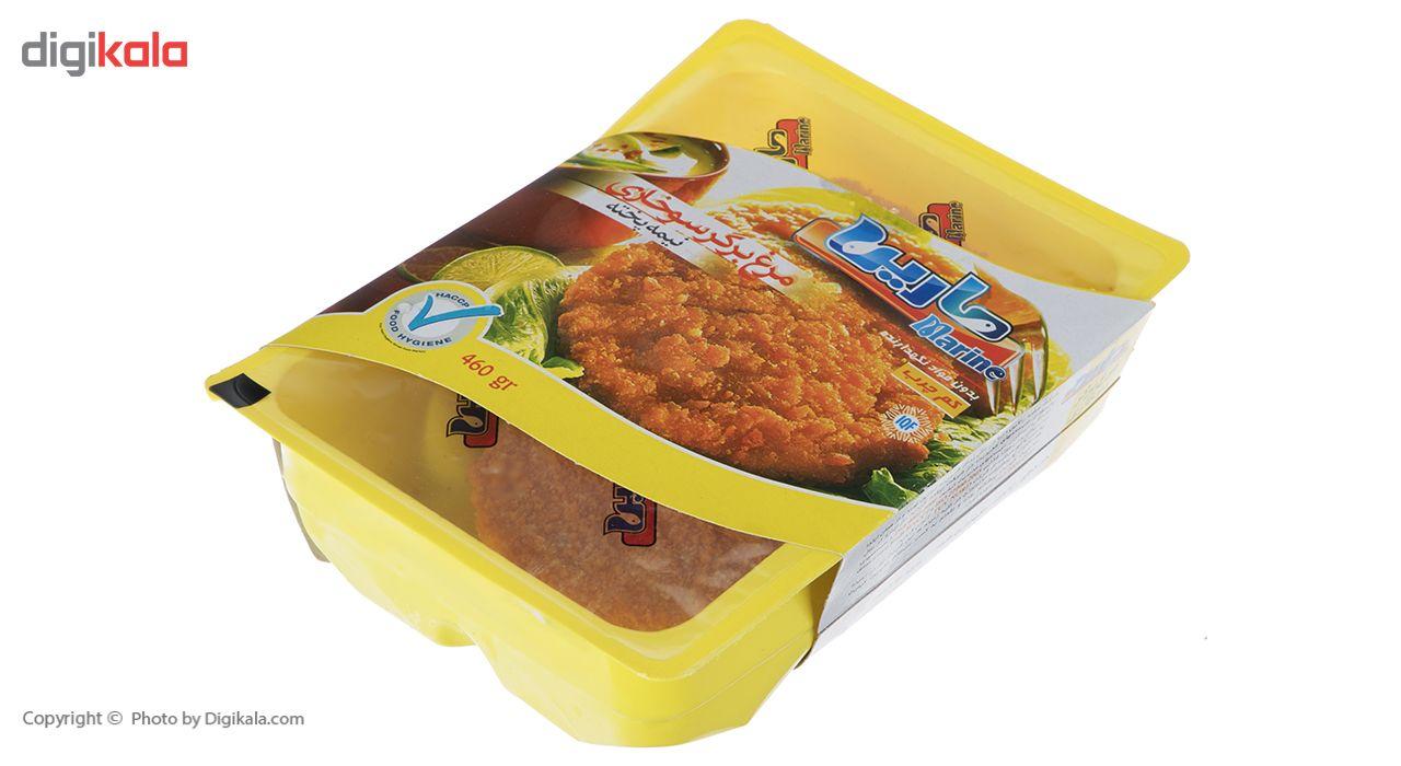 مرغ برگر سوخاری مارین مقدار 460 گرم main 1 3