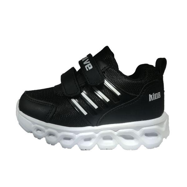 کفش مخصوص دویدن بچه گانه برایو کیدز مدل 2065
