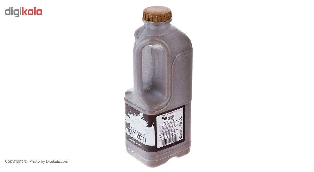 شیر کاکائو کم چرب مانیزان مقدار 0.95 لیتر main 1 3