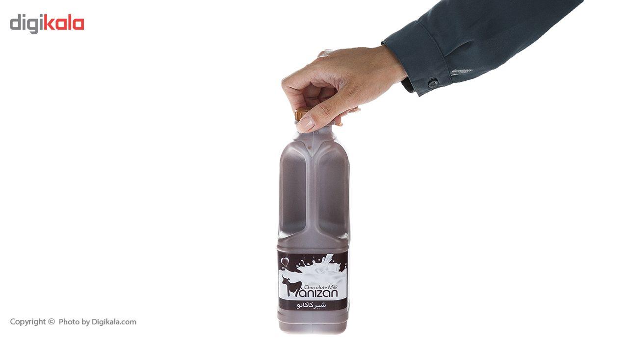شیر کاکائو کم چرب مانیزان مقدار 0.95 لیتر main 1 4