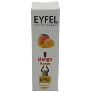 خوشبوکننده ماشین ایفل مدل Mango
