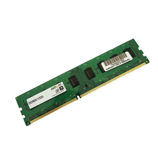 رم دسکتاپ DDR3 تک کاناله 1333 مگاهرتز اکستروم ظرفیت 1 گیگابایت |