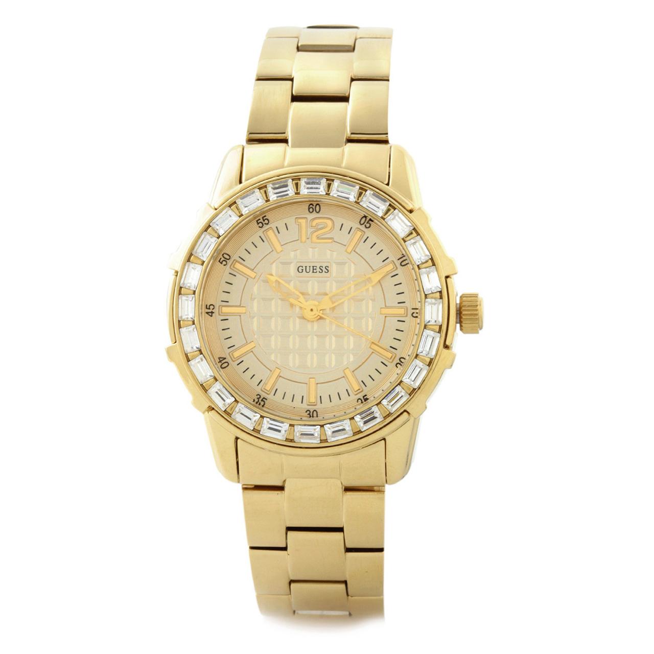 ساعت مچی عقربه ای زنانه گس مدل W0018L2