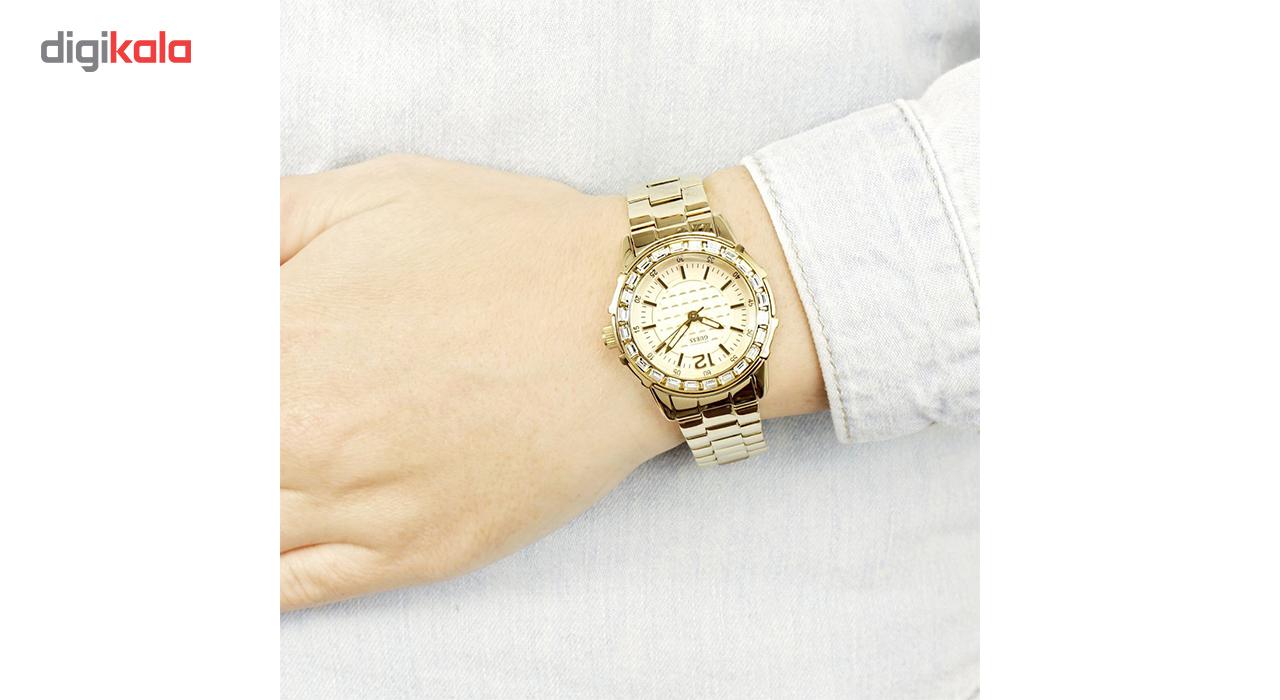 ساعت زنانه برند گس مدل W0018L2