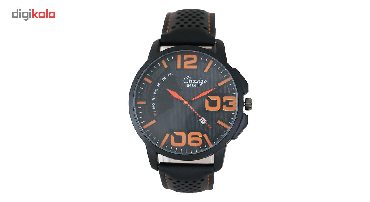 خرید ساعت مچی عقربه ای مردانه چاکسیگو مدل MW408