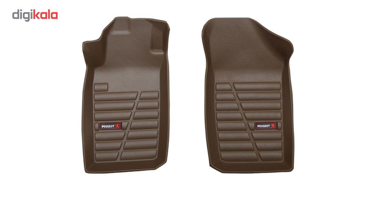 کفپوش سه بعدی خودرو لاستیک گیلان مناسب برای پژو 206 main 1 11