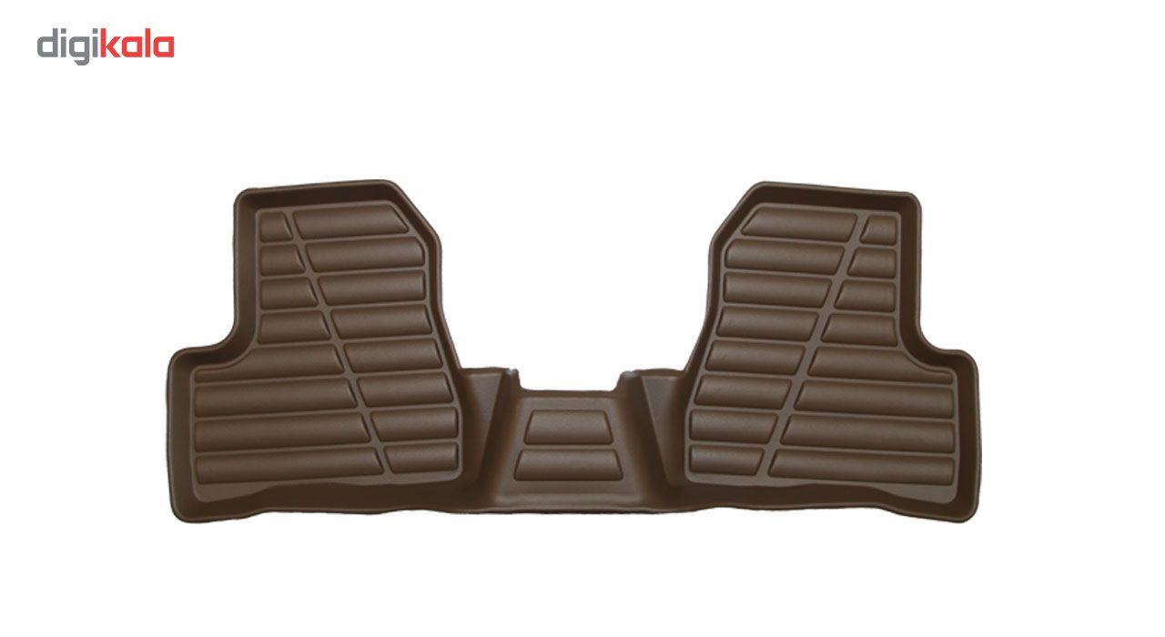 کفپوش سه بعدی خودرو لاستیک گیلان مناسب برای پژو 206 main 1 12