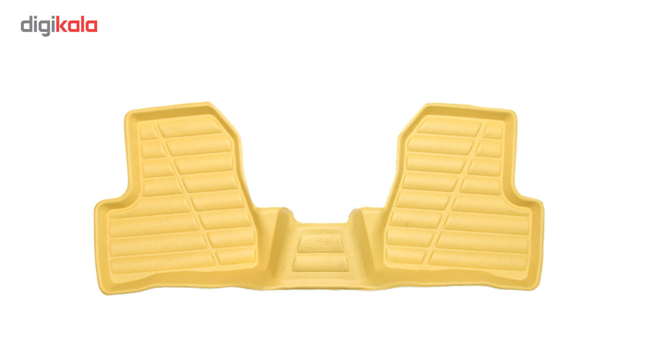 کفپوش سه بعدی خودرو لاستیک گیلان مناسب برای پژو 206 main 1 15