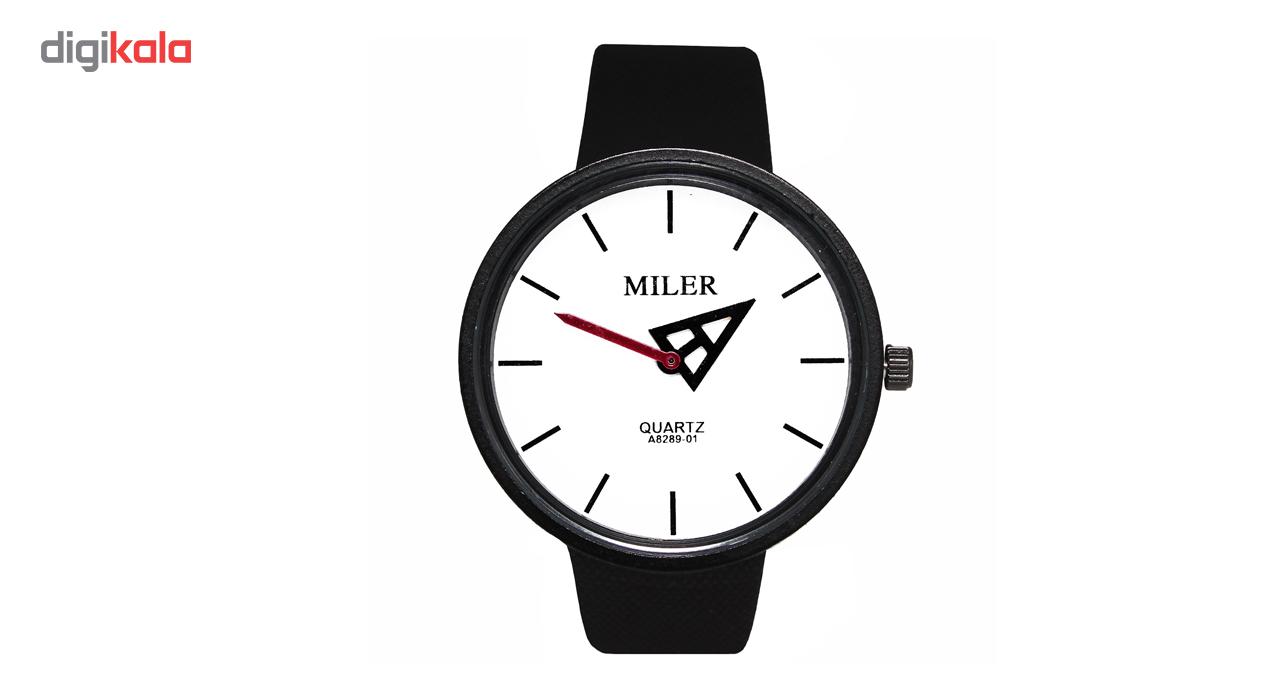 خرید ساعت مچی عقربه ای زنانه و مردانه مدل N009