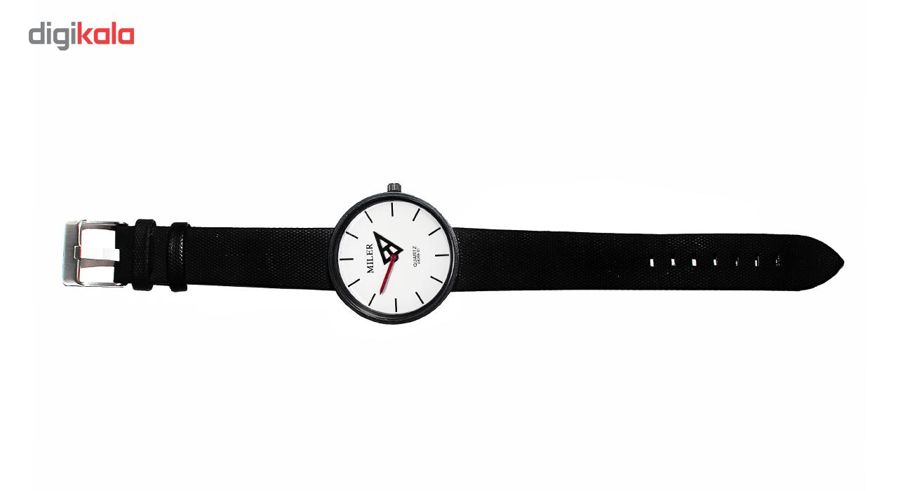 ساعت مچی عقربه ای زنانه و مردانه مدل N009