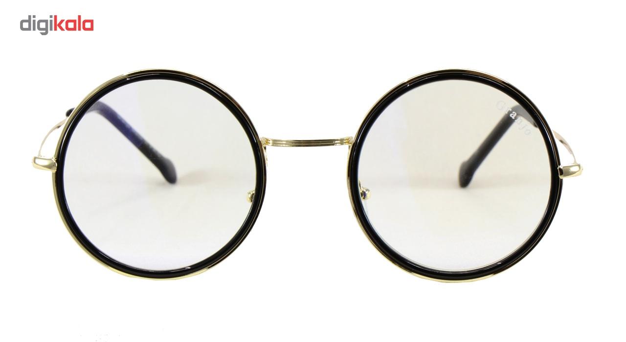 عینک ضد اشعه uv مدل 77G