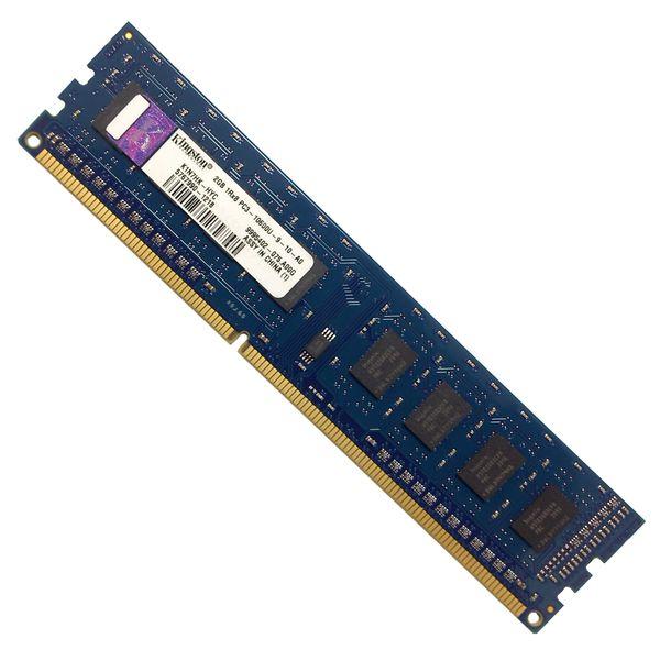 رم کامپیوتر کینگستون مدل DDR3 1333MHz 10600 240Pin ظرفیت 2 گیگابایت |