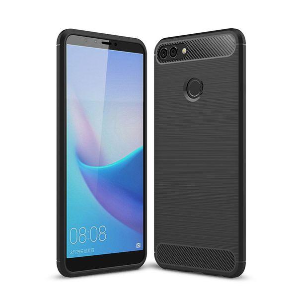 کاور گوشی مدل Fiber Tpu مناسب برای هوآوی Y7 Prime 2018