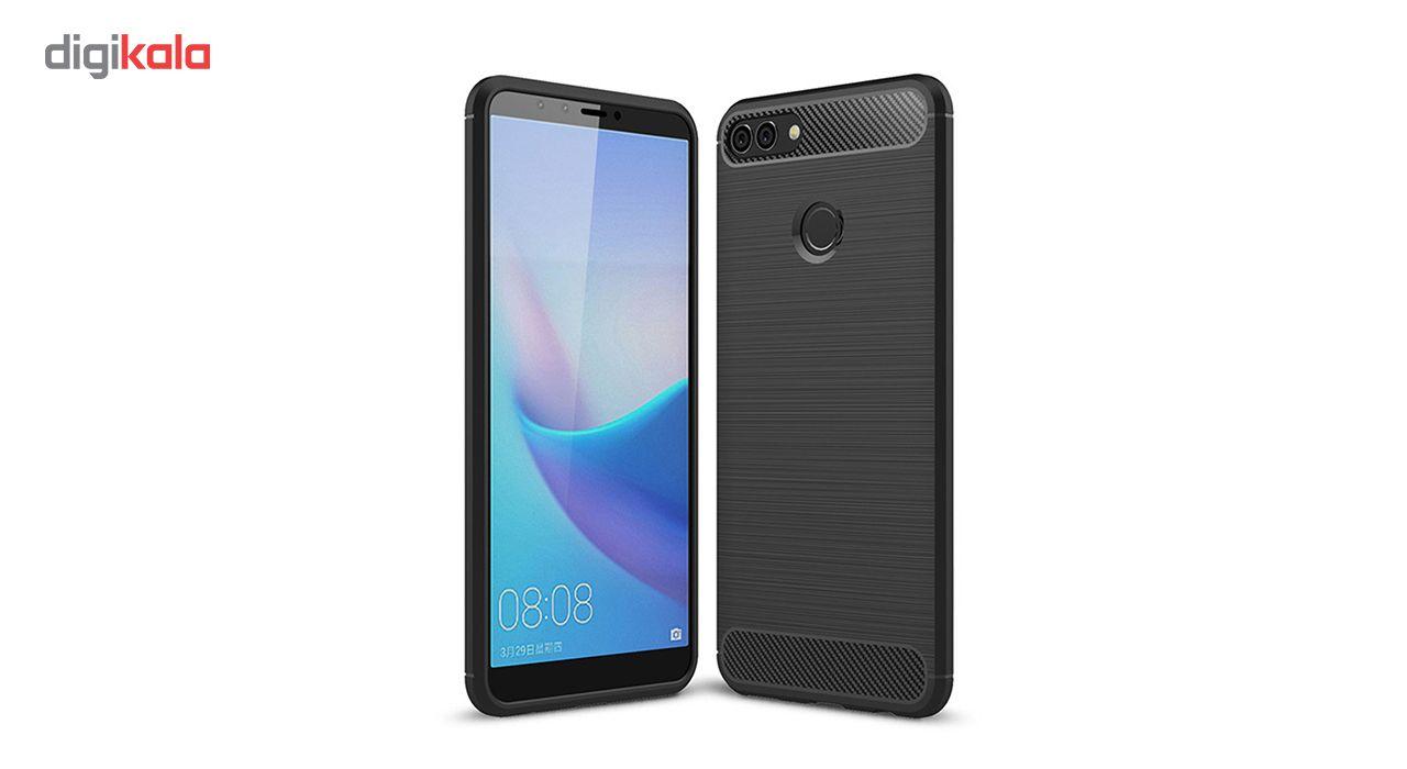 کاور گوشی مدل Fiber Tpu مناسب برای هوآوی Y7 Prime 2018 main 1 1