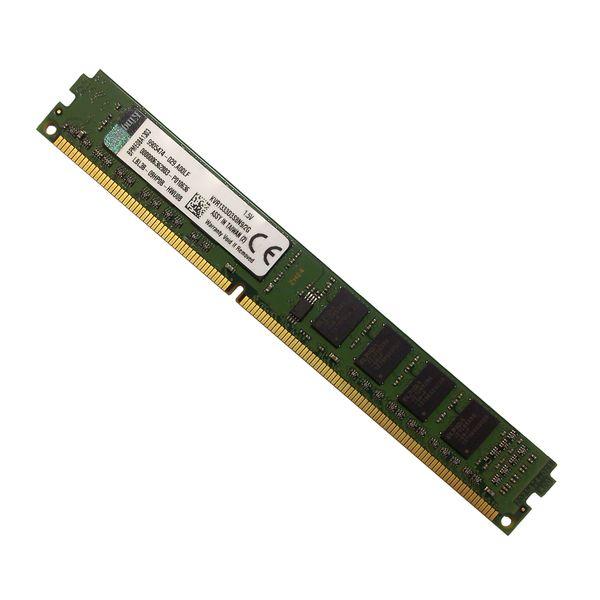 رم کامپیوتر کینگستون مدل DDR3 1333MHz 10600 240Pin DIMM  ظرفیت 2 گیگابایت |