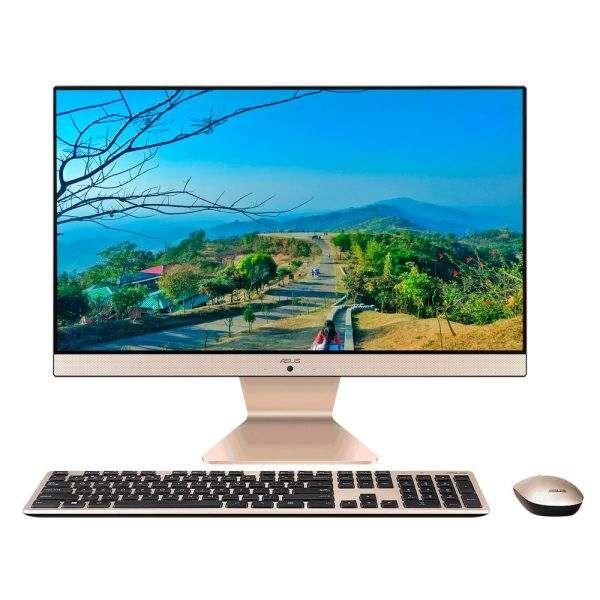 کامپیوتر همه کاره ایسوس مدل کامپیوتر همه کاره 23.8 اینچی ایسوس مدل AIO V241FFT-BC