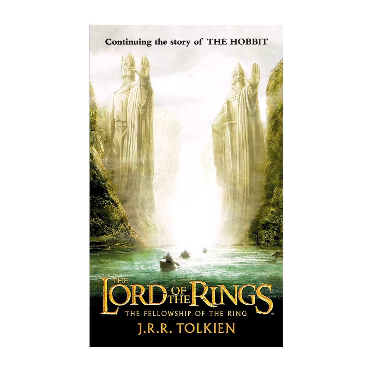 رمان انگلیسی (The Lord of the Rings (The Fellowship of the Ring اثر جی آر.آر تالکین