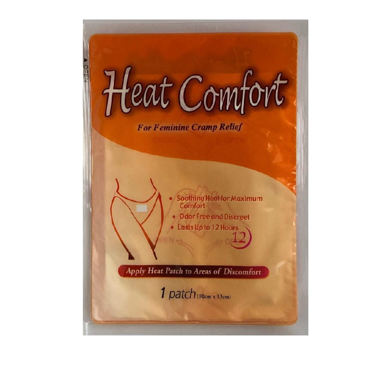 پد ضد درد قاعدگی مدل Heat Comfort
