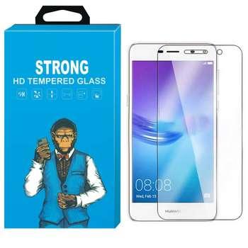 محافظ صفحه نمایش شیشه ای تمپرد مدل Strong مناسب برای گوشی هواوی Y6 2017
