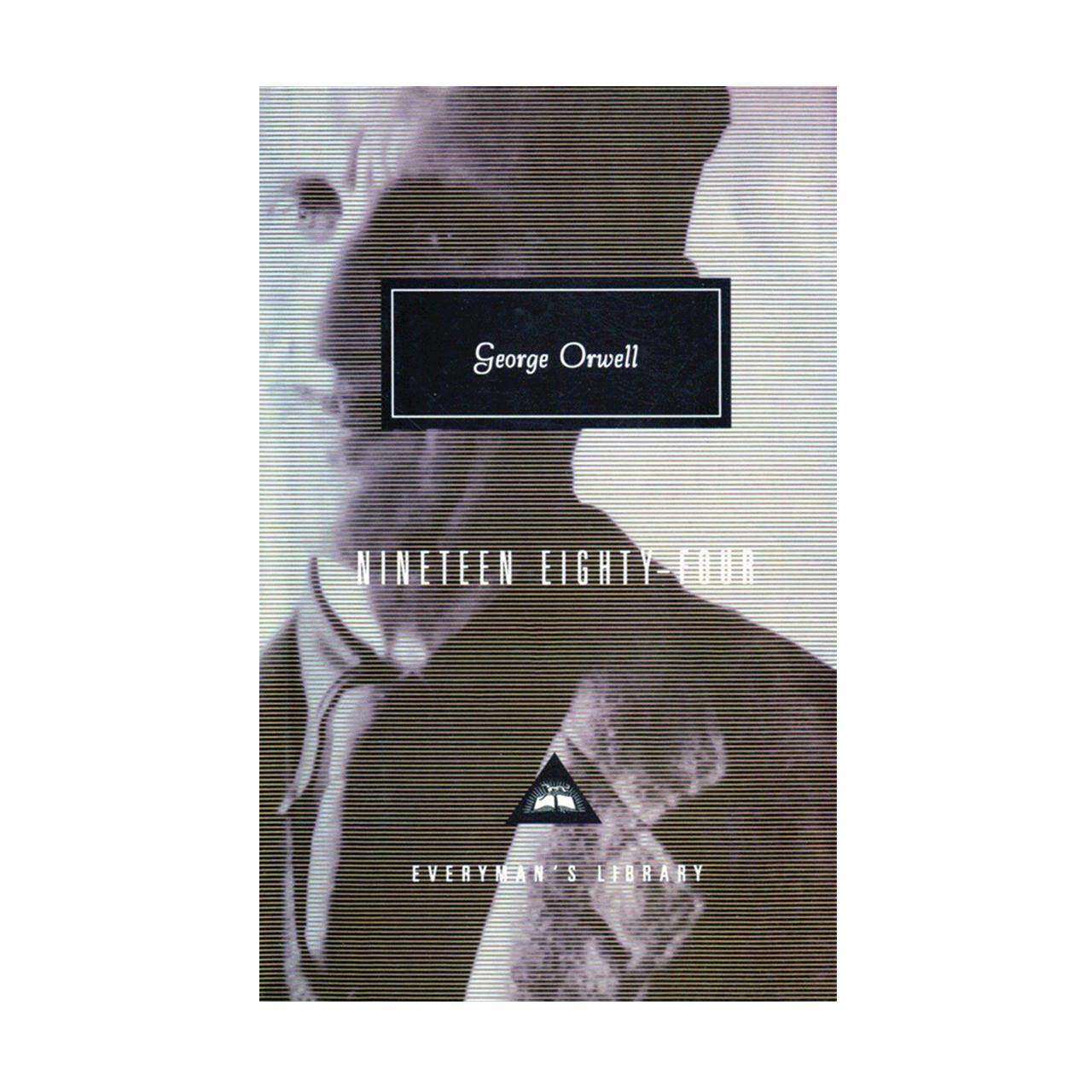 رمان انگلیسی Nineteen Eighty-Four اثر جورج اورول