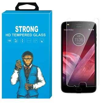 محافظ صفحه نمایش شیشه ای تمپرد مدل Strong مناسب برای گوشی موتورولا Moto Z2 Force