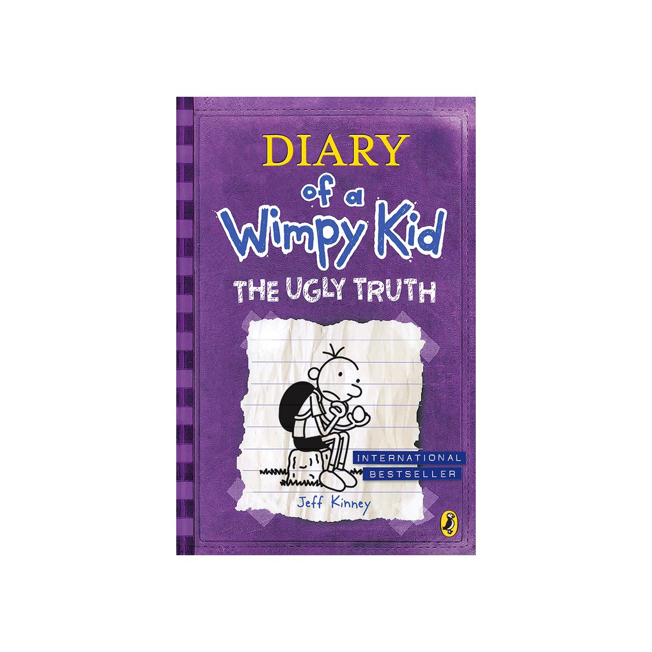 رمان انگلیسی Diary of a Wimpy The Ugly Truth  اثر جف کینی