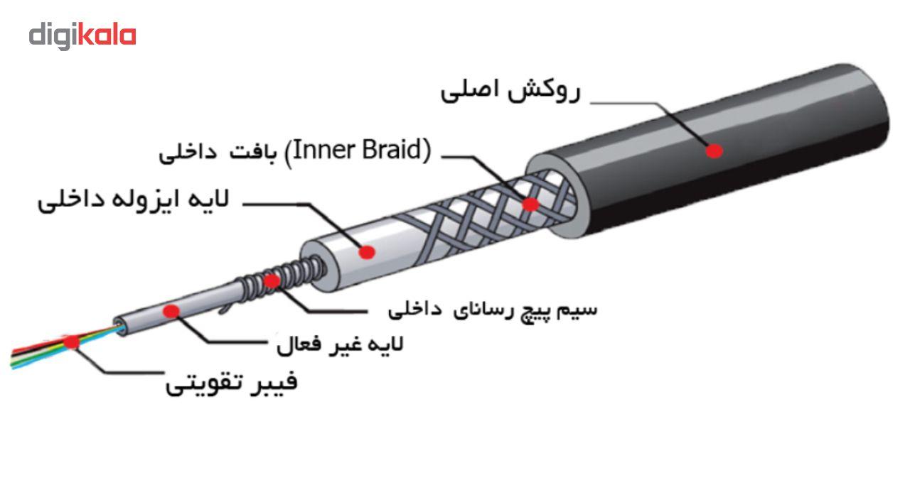 وایر شمع خودرو سامنس مدل A-SA10010 مناسب برای پراید انژکتوری ساژم main 1 2