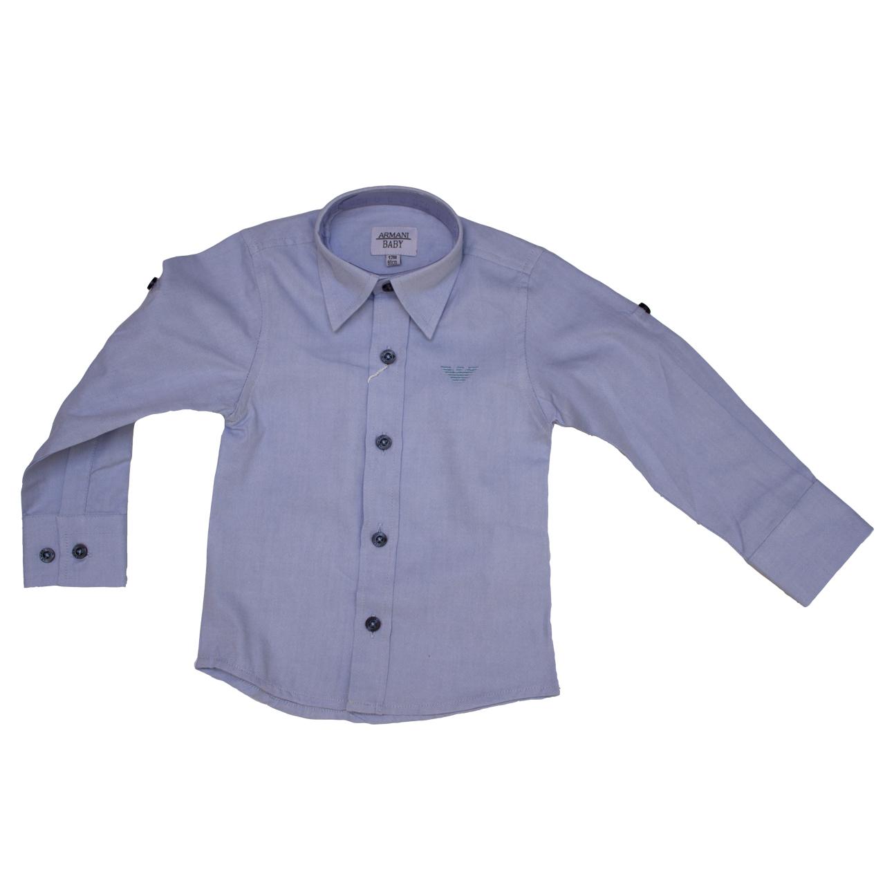 پیراهن پسرانه آرمانی مدل 04