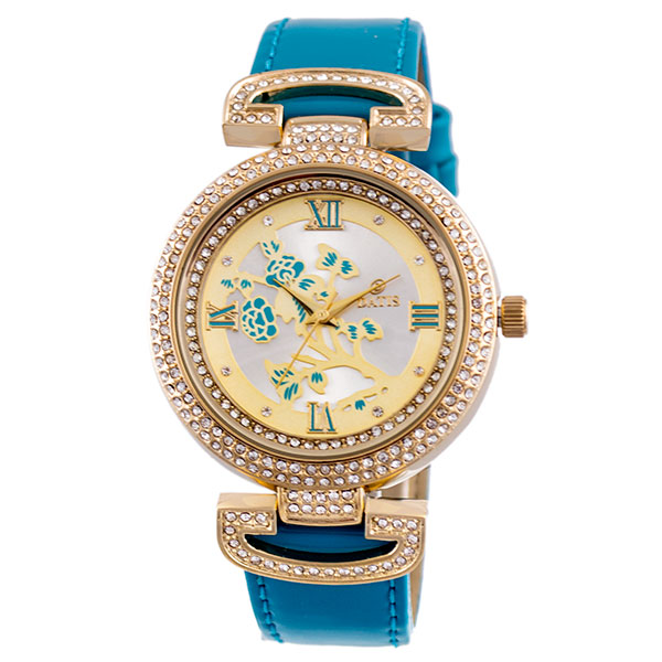 ساعت مچی عقربه ای زنانه داتیس مدل 8145L-4