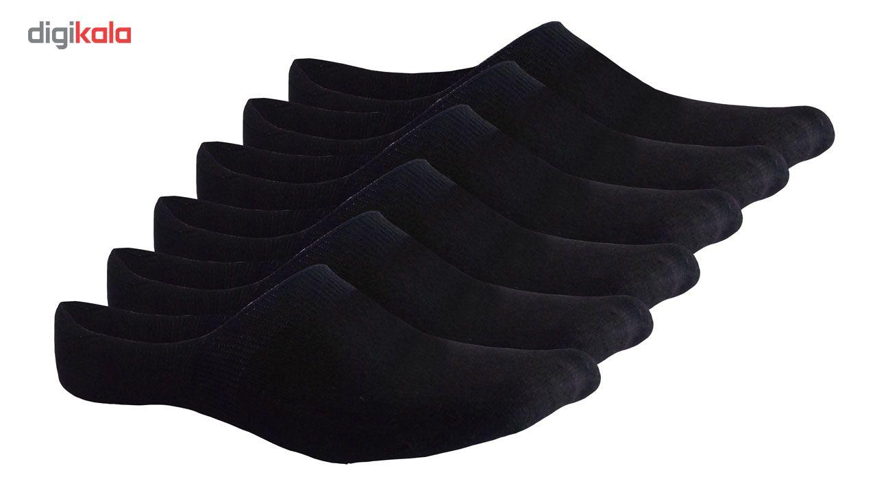 جوراب مردانه مدل کالج ME10 بسته 6 عددی -  - 3