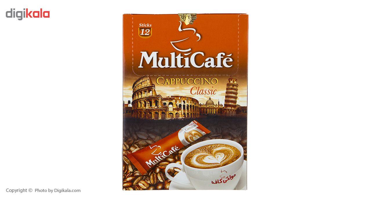 کاپوچینو مولتی کافه بسته 12 عددی main 1 3
