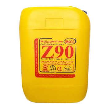 تصویر چسب آب بندی و رزین نما nsg مدل z90 حجم 20 لیتری nsg sealing adhesives and resins z90 20 litr