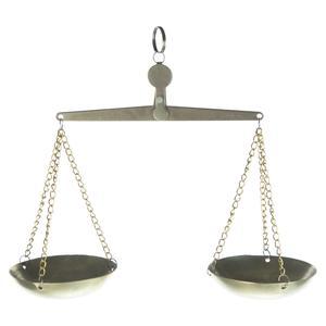 ترازو عدالت دکوری مدل A12