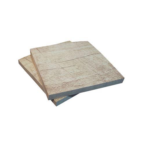 کاغذ یادداشت چسب دار طرح چوب کد BSB-1883 بسته 2 عددی
